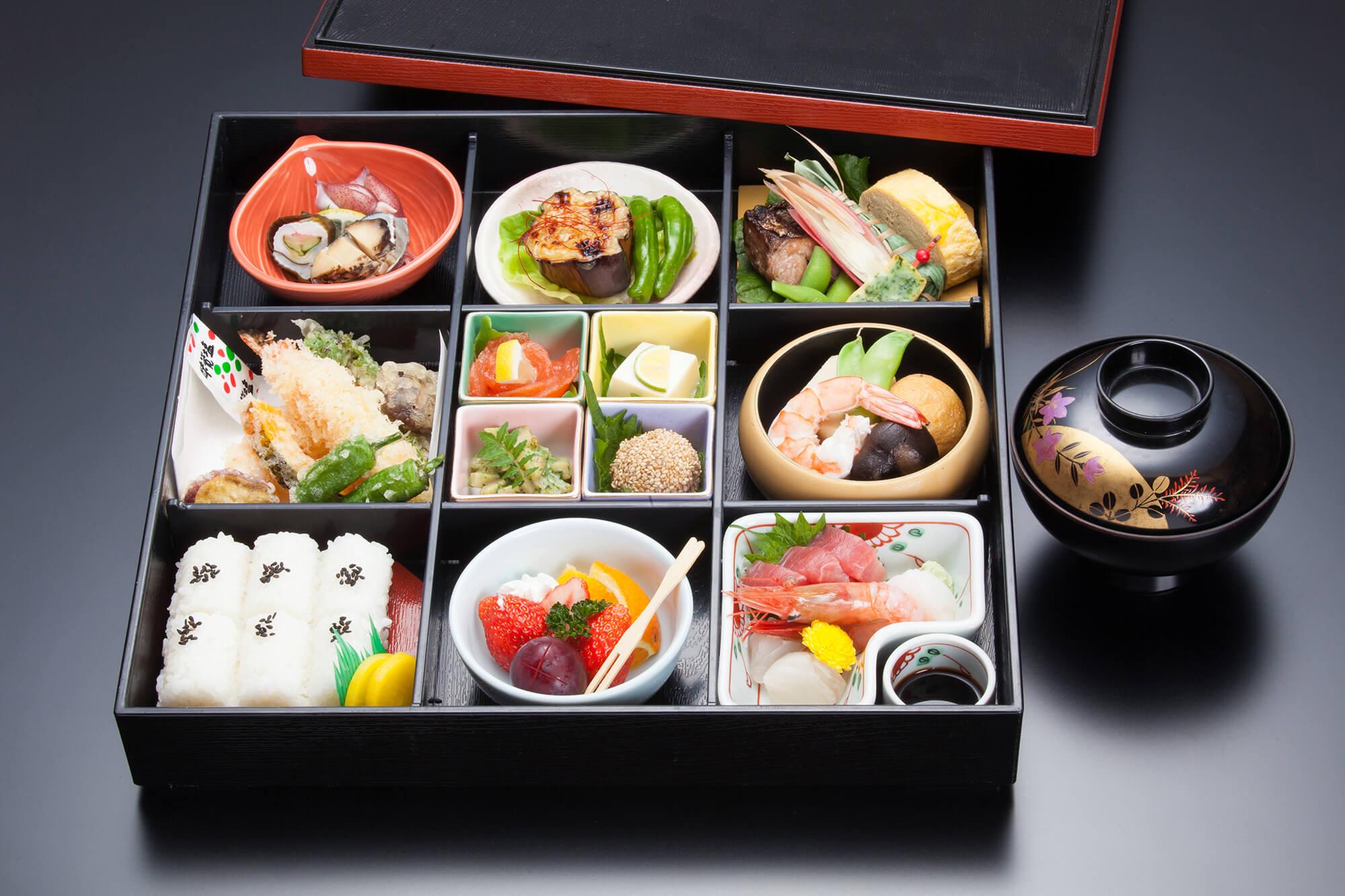 九楽弁当3,500円