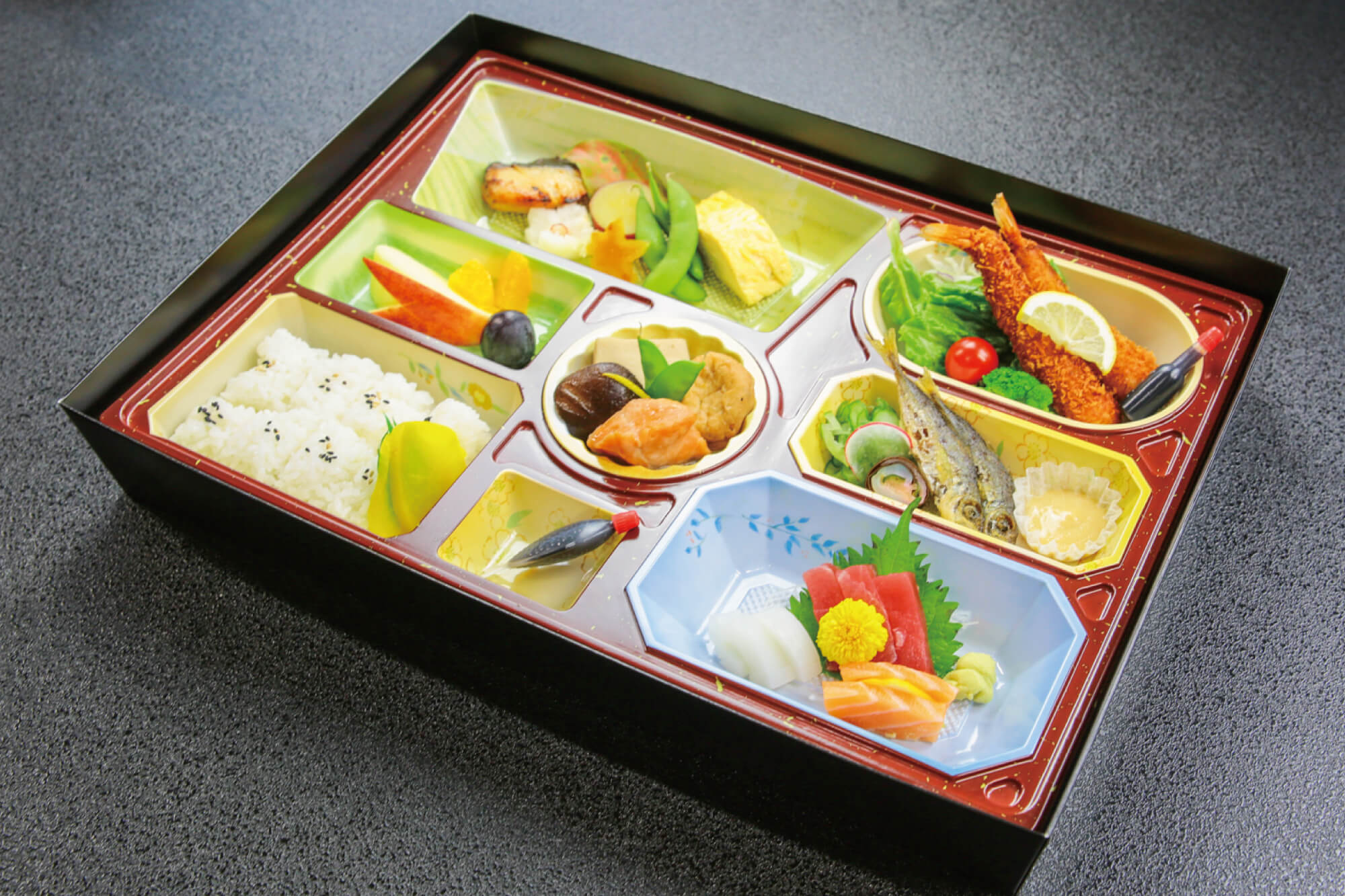 幕の内弁当3,000円